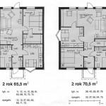 Lägenhetsritningar 2r.o.k.